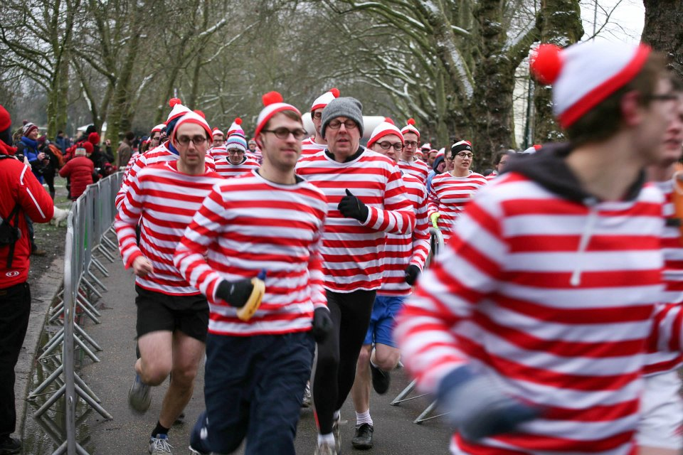 WALLY RUN