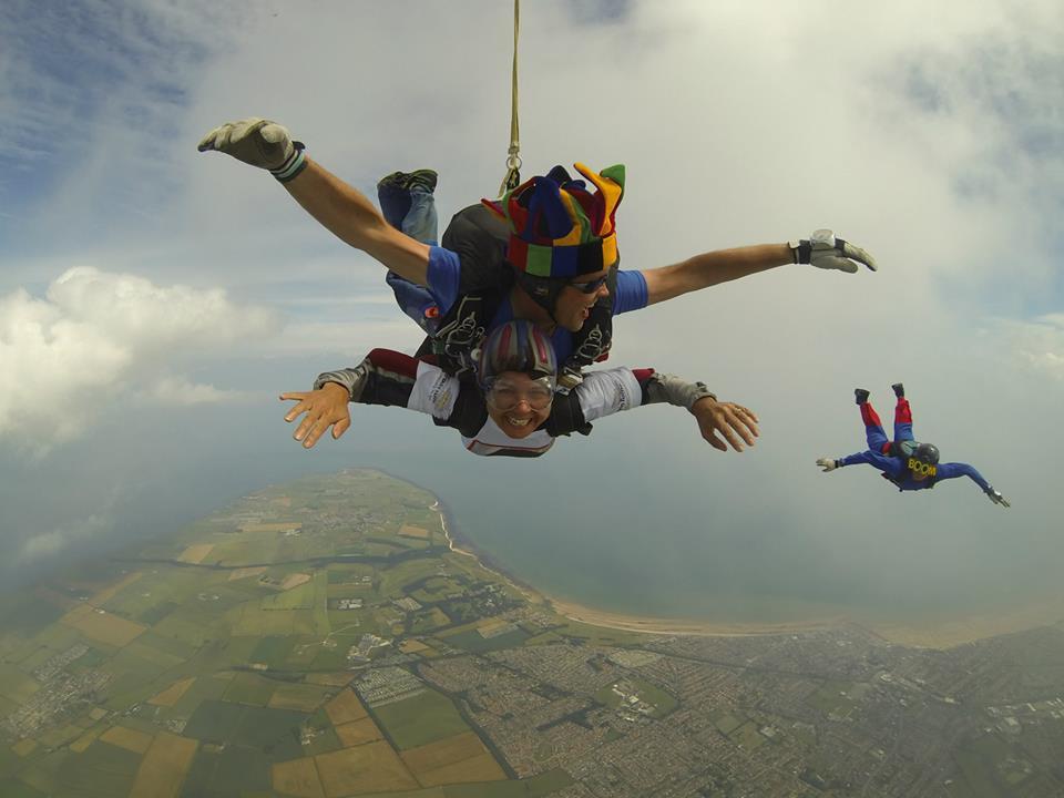 jackie skydive boom far