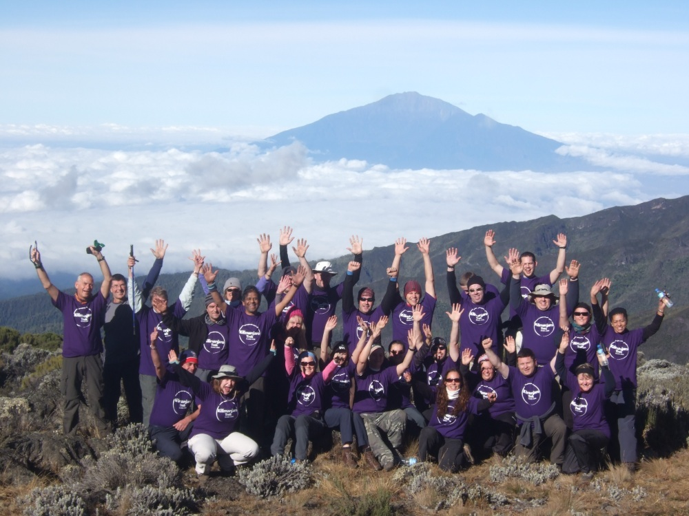 Kilimanjaro Trek (10th Oct) 026