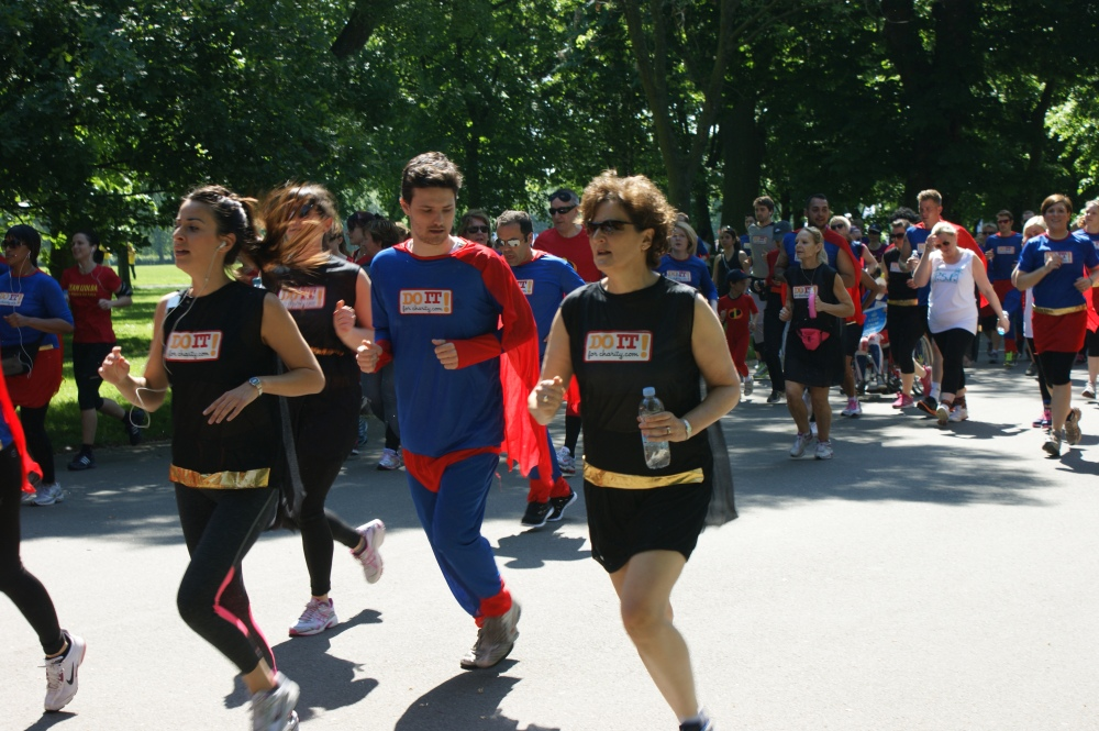 DIFC Superhero Run 2014